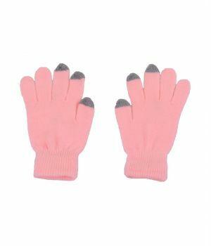 Roze iGloves Touchscreen handschoenen, met Etip vingertoppen