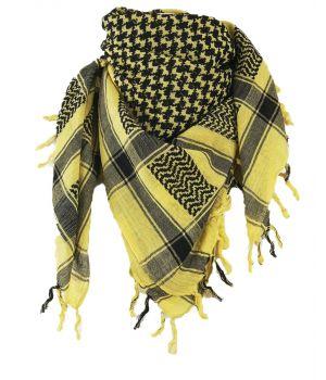 Geel / zwarte PLO / Arafatsjaal