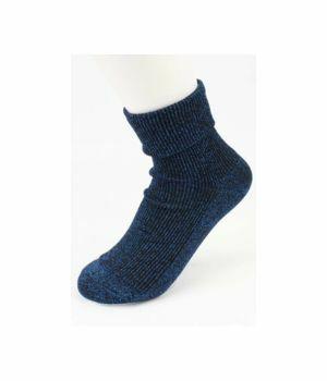 Sokken kobaltblauwe met glitter