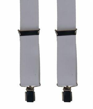 Witte bretels